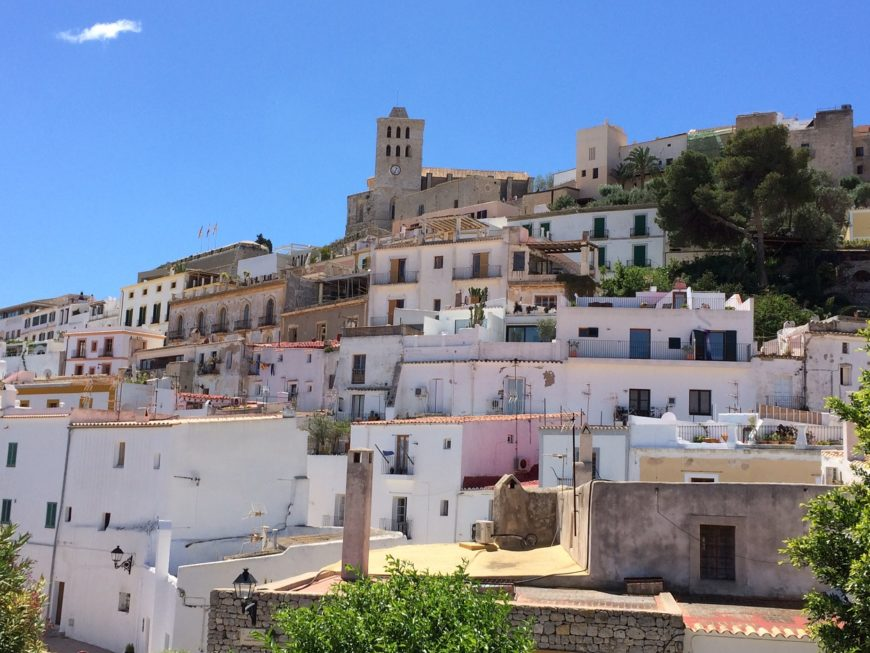 Eivissa / Ibiza town