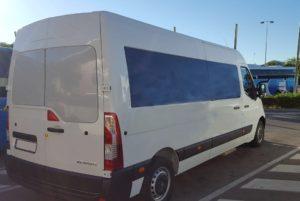Transferbus small